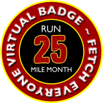 25 Mile Month