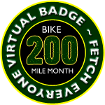 200 Mile Month