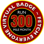 300 Mile Month
